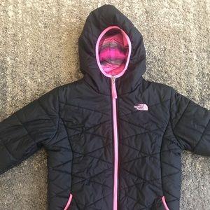 EUC North Face Reversible Puffer Jacket